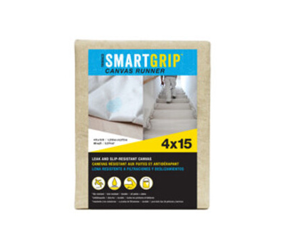 Trimaco 85438 Dropcloth Canvas Slprst 4x15ft