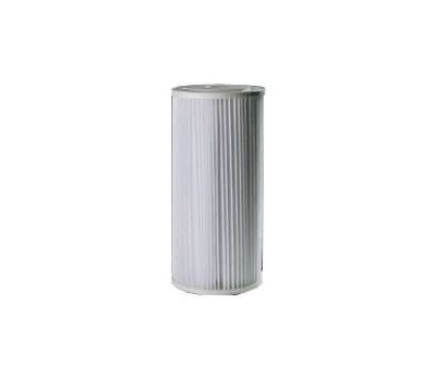 Pentair RS6-SS2-S18/06 Omnifilter Omnifilter Rs6-Ss2-S06 Filter Cartridge, 30 Um Filter, Polyester Filter Media, Pleated Paper