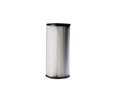 Pentair TO6-SS2-S18/06 Omnifilter Omnifilter To6-Ss2-S06 Filter Cartridge, 5 Um Filter, Cellulose Carbon Filter Media, Pleated Paper