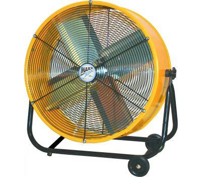 Ventamatic BF24TF Maxxair Fan Barrel 1/4hp 24in Yellow
