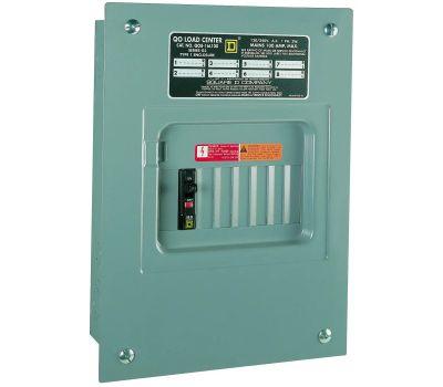 Square D QO816L100SCP QO 100 Amp Main Lug Load Center