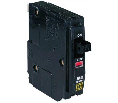 Square D QO140CP QO 40 Amp 1 Pole Plug On Circuit Breaker