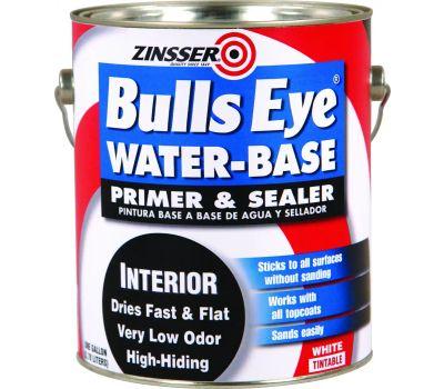 Zinsser 02241 Bulls Eye Interior Primer Water-Based Gallon
