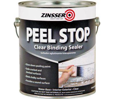 Zinsser 60001 Peel Stop Clear Binding Primer Water-Based Gallon