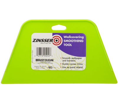 Zinsser 95012 Flexible Wallcoveing Smoothing Tool