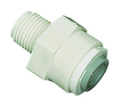 Watts Water PL-3035 Push Fit Adapt 1/2Od X 3/8Mpt