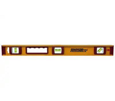 Johnson Level 1234-2400 Level Ibeam Mag Alum Hd 24in