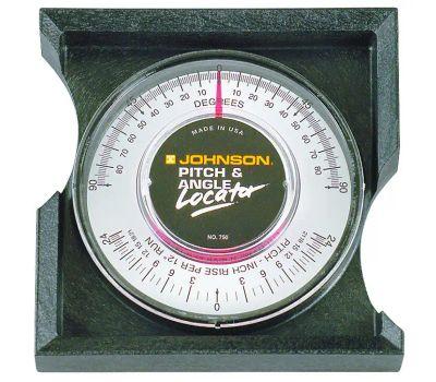 Johnson Level 750 4 7/8 Inch Diameter Angle Level