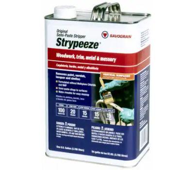 Savogran 01233 Strypeeze Remover Paint/Varnish Pst Gal