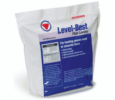 Savogran 12832 Level Best 4 1/2 Pound Floor Leveler