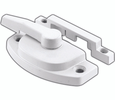 Prime Line F2588 171696 Vinyl Window Sash Lock Baked Enamel