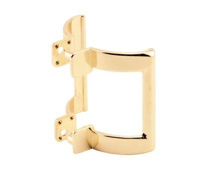 Prime Line M6159 193129 Shower Door Handle Set Brass Plated