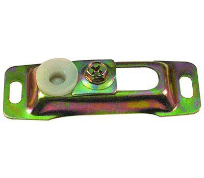 Prime Line N6711 162017 Bi-Fold Door Adjustable Bottom Pin Pivot Bracket Steel Nylon