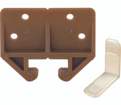 Prime Line R7084 22315 Drawer Track Guide And Glide Kit