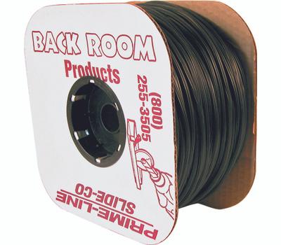 Prime Line P7568 Make To Fit Screen Retainer Spline 500 Foot.155 Inch Vinyl Black