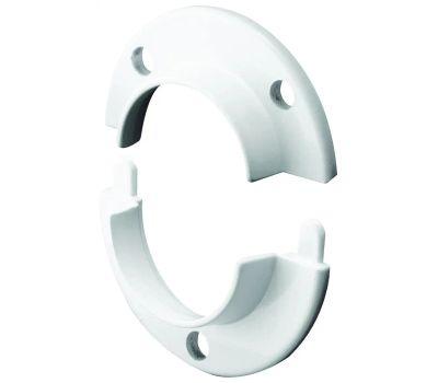 Prime Line N7050 164022 Closet Pole Brackets 2 Piece White