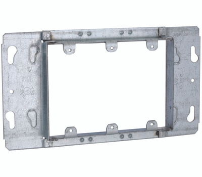 Hubbell 822 Raised 3 Gang Box Cover