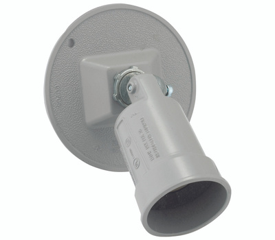 Hubbell 5624-5 Bell Weatherproof Lampholder / Cover