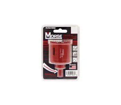 MK Morse TAC33 Real Mccoy 2-1/16 Inch Bi-Metal Hole Saw