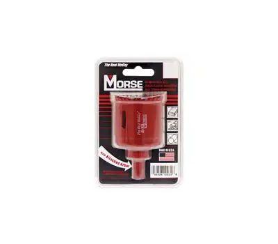 MK Morse TAC34 Real Mccoy 2-1/8 Inch Bi-Metal Hole Saw