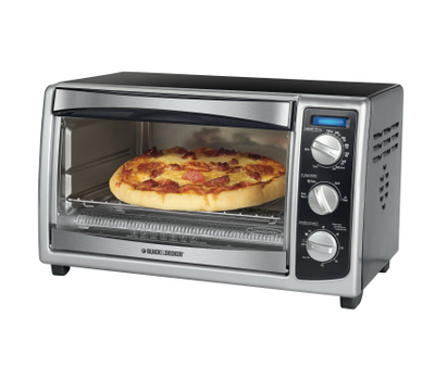 Applica TO1675B Black & Decker Toaster Oven Broiler
