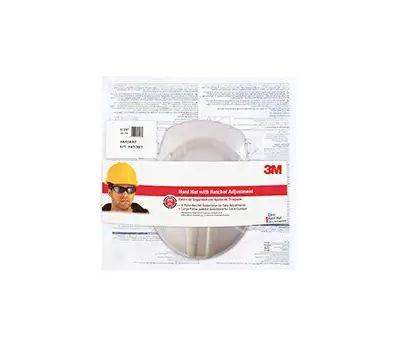 3M CHH-R-W6 Hard Hat Ratchet White