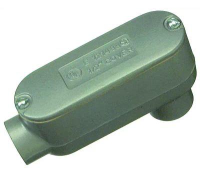Halex 58630B 3 Inch Rigid Lb Conduit Body