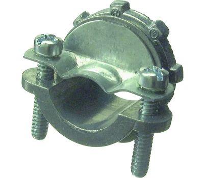 Halex 90510 Clamp Connector, Zinc