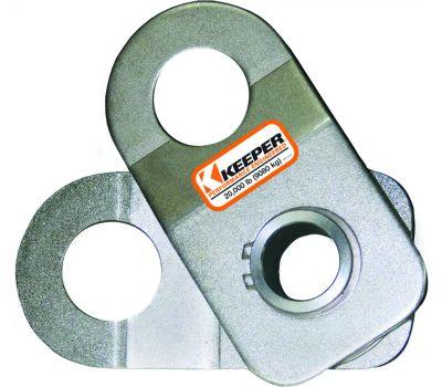 Keeper KWA14550 Pulley Block 20000 Pound Capacity