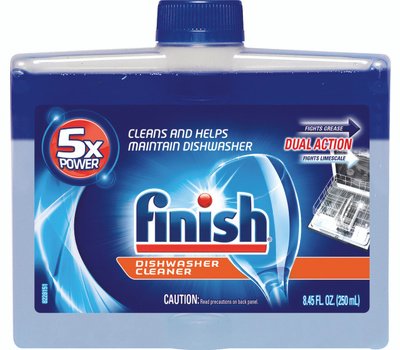 Finish 95315 Cleaner Dishwasher Liq 8.45 Ounce