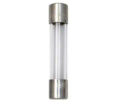 Cooper Bussmann BP/AGC-5-RP Automotive Glass Tube Fuses 5 Amp AGC 5 Pack