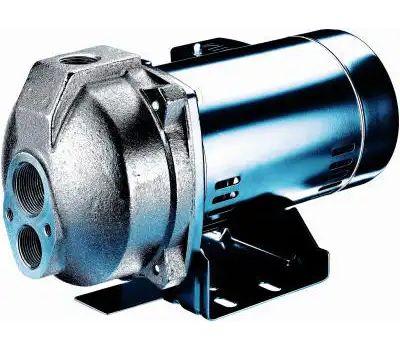 Pentair 123355 Master Plumber Mp 1/2hp Conv Jet Pump