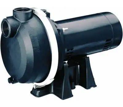 Pentair 123342 Master Plumber Mp 2hp Sprinkler Pump