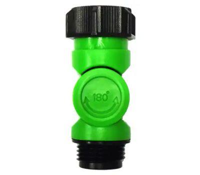 Melnor 25108-GTDI Green Thumb Gt Swiv Hose Connector