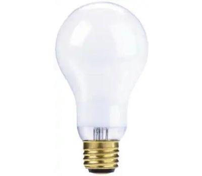 Globe Electric 70849 WestPointe 50-100-150 Watt 3 Way Soft White Bulb