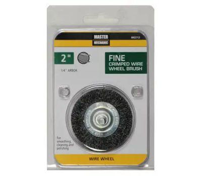Disston 842713 Master Mechanic 2 Inch Fine Wire Wheel