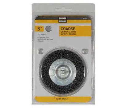 Disston 842727 Master Mechanic 3 Inch Coarse Wire Wheel