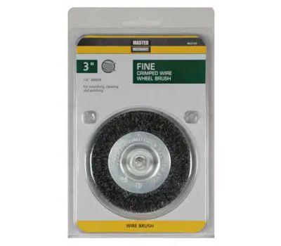 Disston 842735 Master Mechanic 3 Inch Fine Wire Wheel
