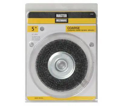 Disston 842826 Master Mechanic 5 Inch Crimp Coarse Wheel