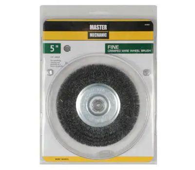 Disston 842853 Master Mechanic 5 Inch Crimp Wire Wheel