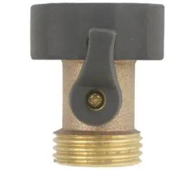 Fiskars 03VGT Green Thumb Single Faucet To Hose Connector