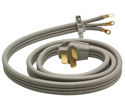 PHW Genting 09014ME Master Electrician 4 Foot 6/2 And 8/1 Range Cord