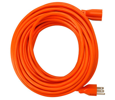 PHW Genting 02309ME Master Electrician 100 Foot 16/3 Orange Extension Cord