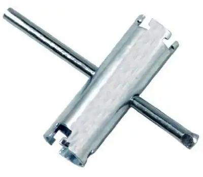 Brass Craft 830-965 Master Plumber Basket Strainer Wrench