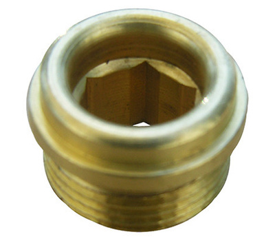 Larsen Supply X-234P Central Brass 9/16 Inch By 27 Threads Faucet Seat
