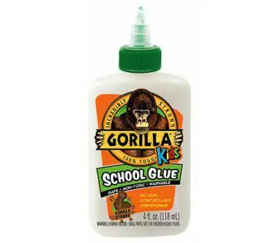 Gorilla Glue 2754202 Glue School Kids Liquid 4 Ounce