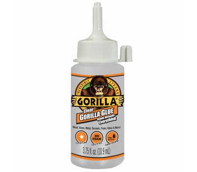 Gorilla Glue 4537502 Glue Clear 3.75 Ounce