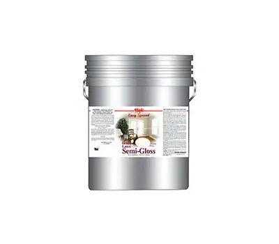 Yenkin Majestic 8-1300-5 Majic Interior Latex Semi Gloss Wall White 5 Gallon