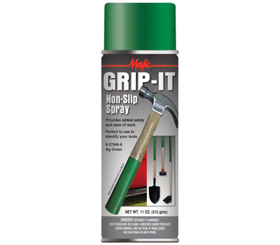 Yenkin Majestic 8-27966-8 Non-Slip Spray, Ag Green, 11 Ounce, Aerosol Can
