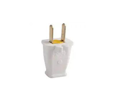 Eaton Wiring Devices SA940W 1-15 Nema Polarized With Cord Clip